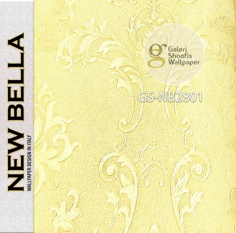 Wallpaper Premium New Bella kode NB2801