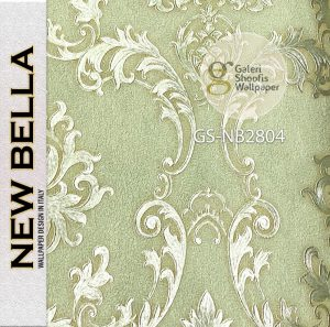 Wallpaper Premium New Bella kode NB2804