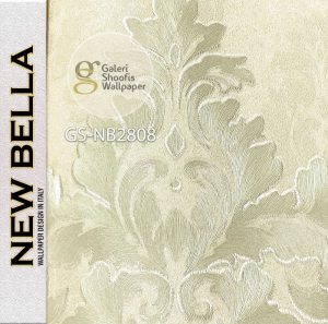 Wallpaper Premium New Bella kode NB2808