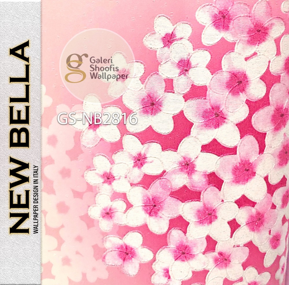 Wallpaper Premium New Bella kode NB2816