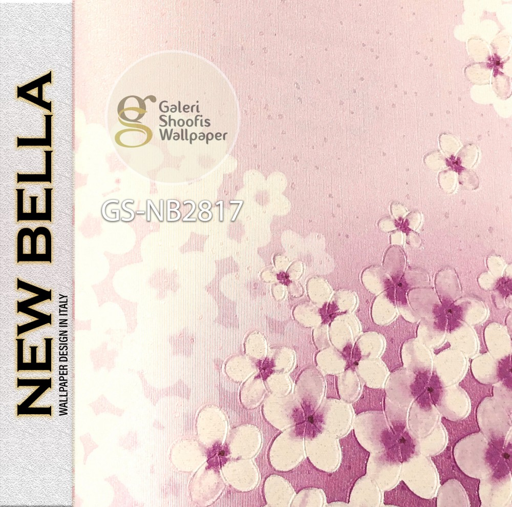 Wallpaper Premium New Bella kode NB2817