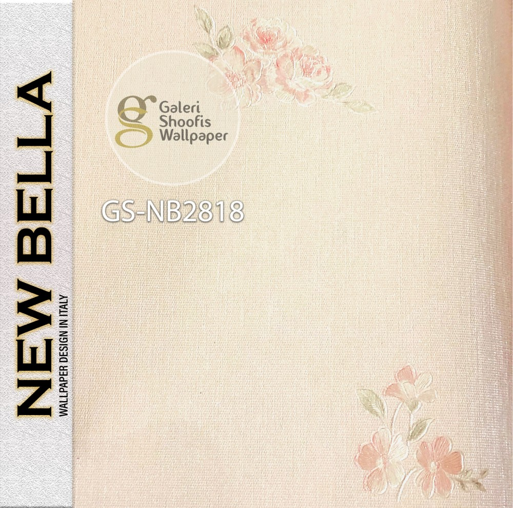 Wallpaper Premium New Bella kode NB2818