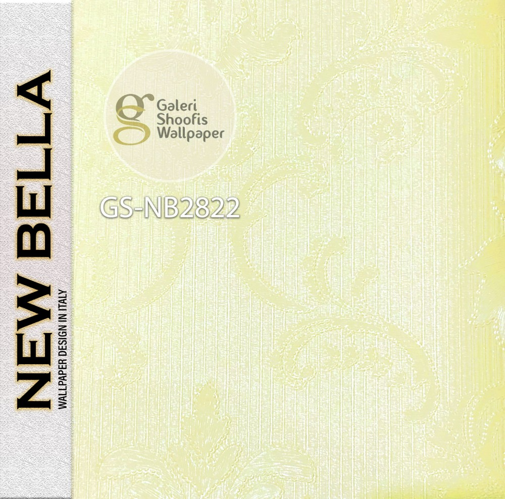 Wallpaper Premium New Bella kode NB2822