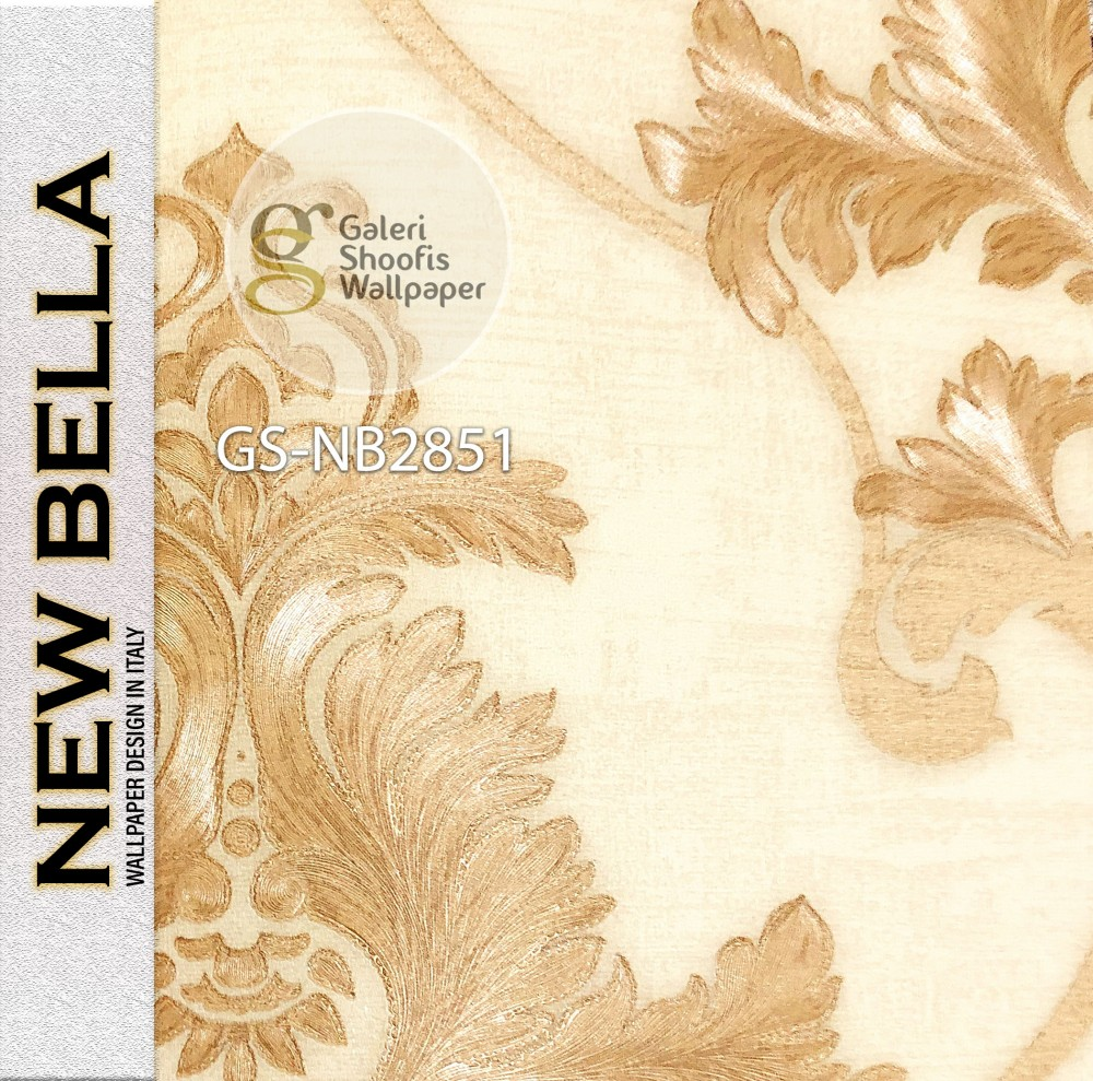 Wallpaper Premium New Bella kode NB2851