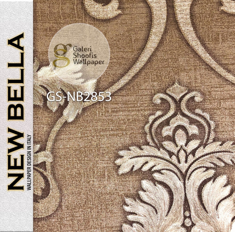 Wallpaper Premium New Bella kode NB2853