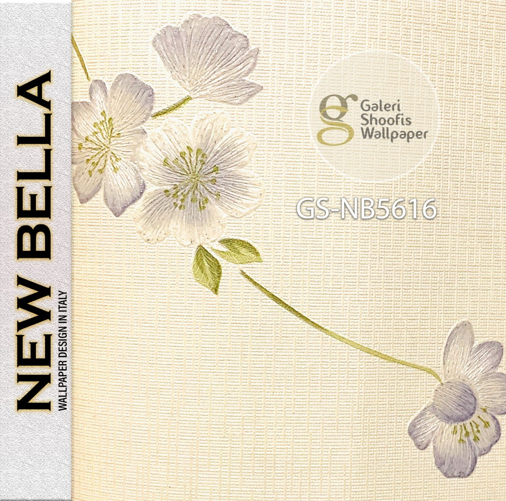 Wallpaper Premium New Bella kode NB5616