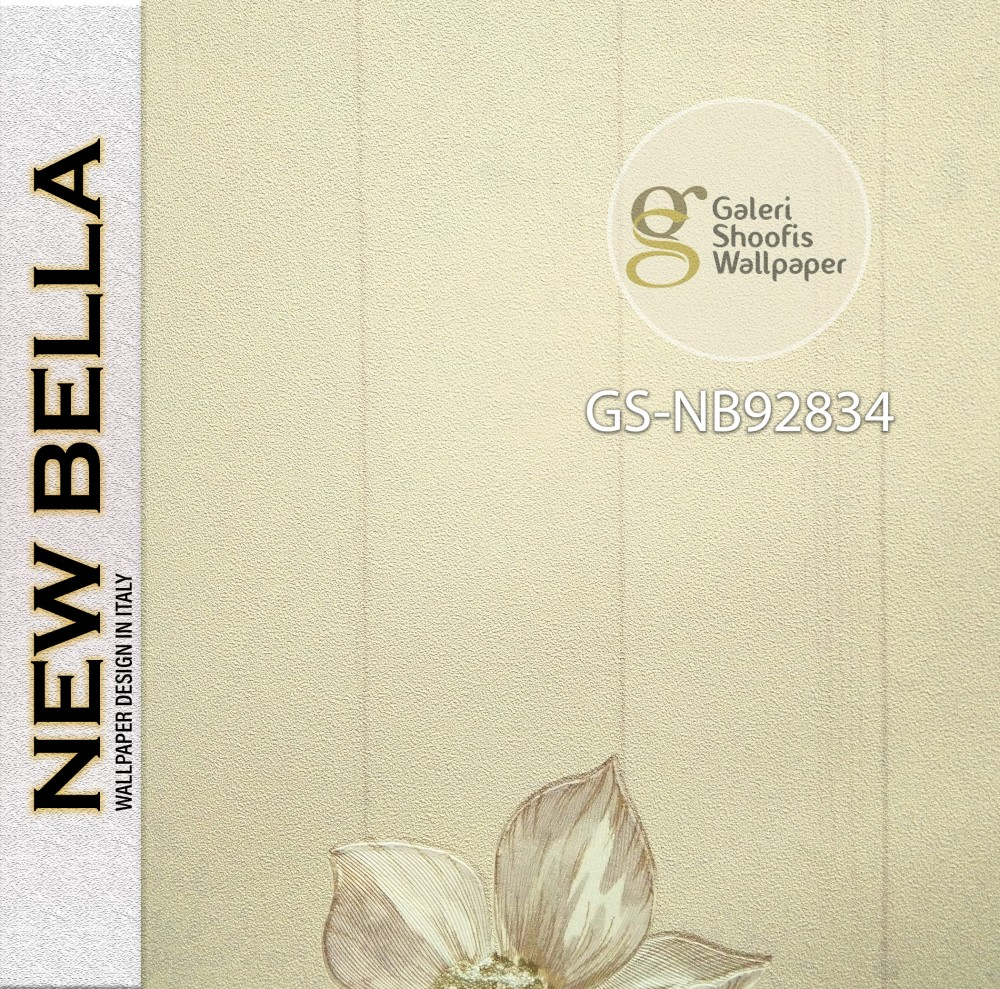 Wallpaper Premium New Bella kode NB92834
