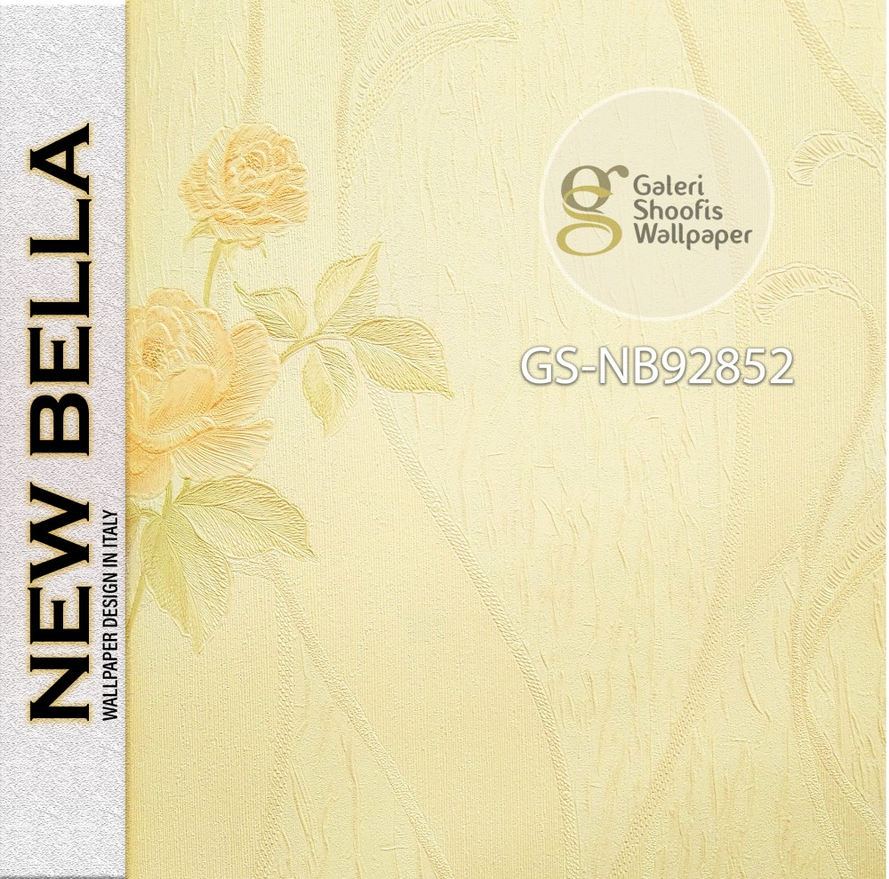 Wallpaper Premium New Bella kode NB92852