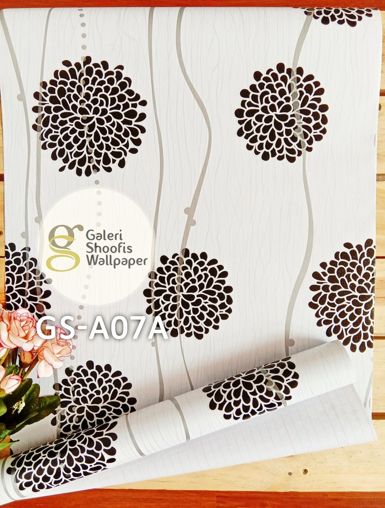 Wallpaper Sticker Motif Minimalis Kode GS-A07A