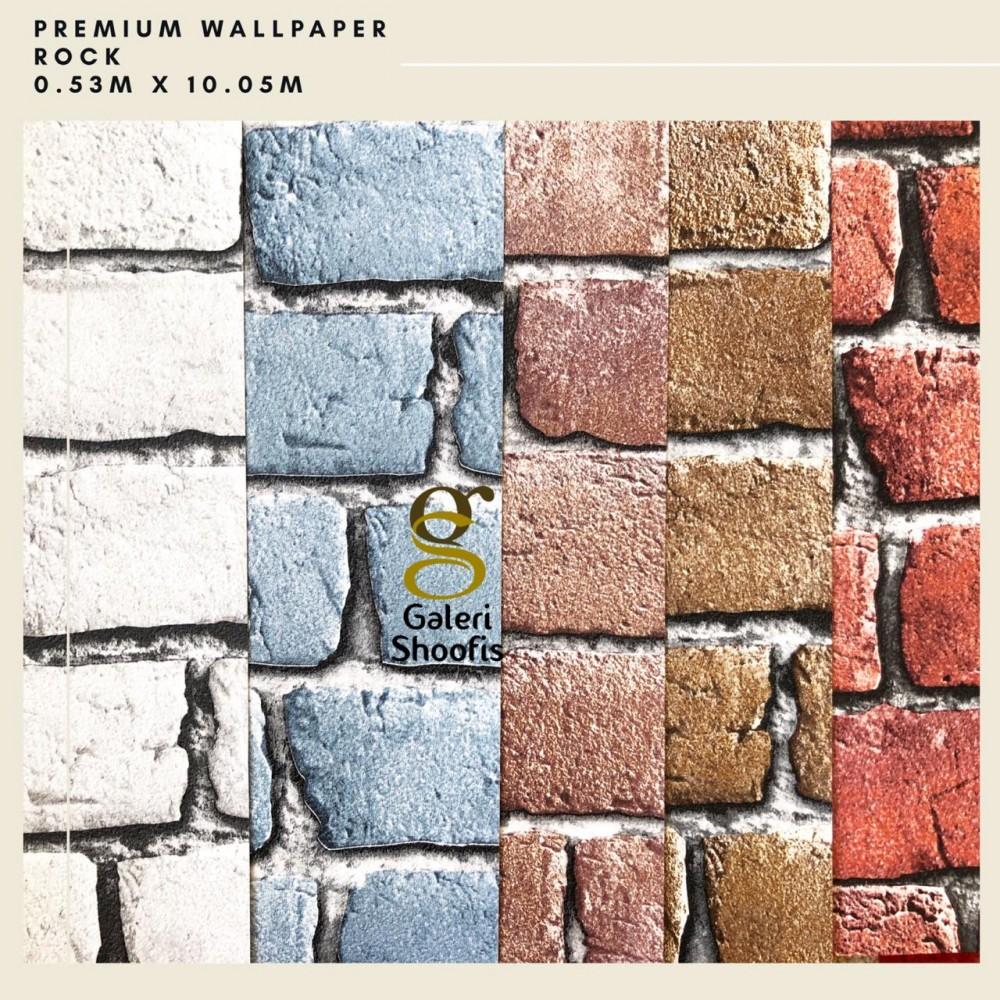 Wallpaper Premium Rock 01