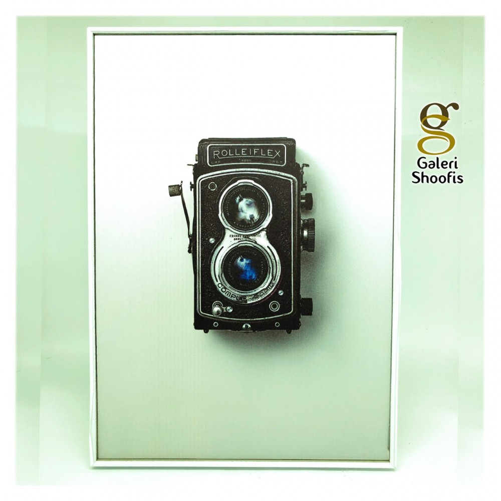 Poster Dinding Frame Rolleifex