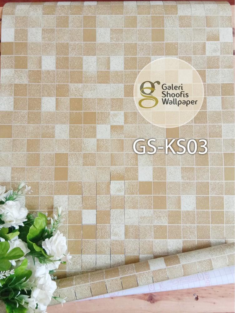 Stiker Dapur & Kamar Mandi kode KS03