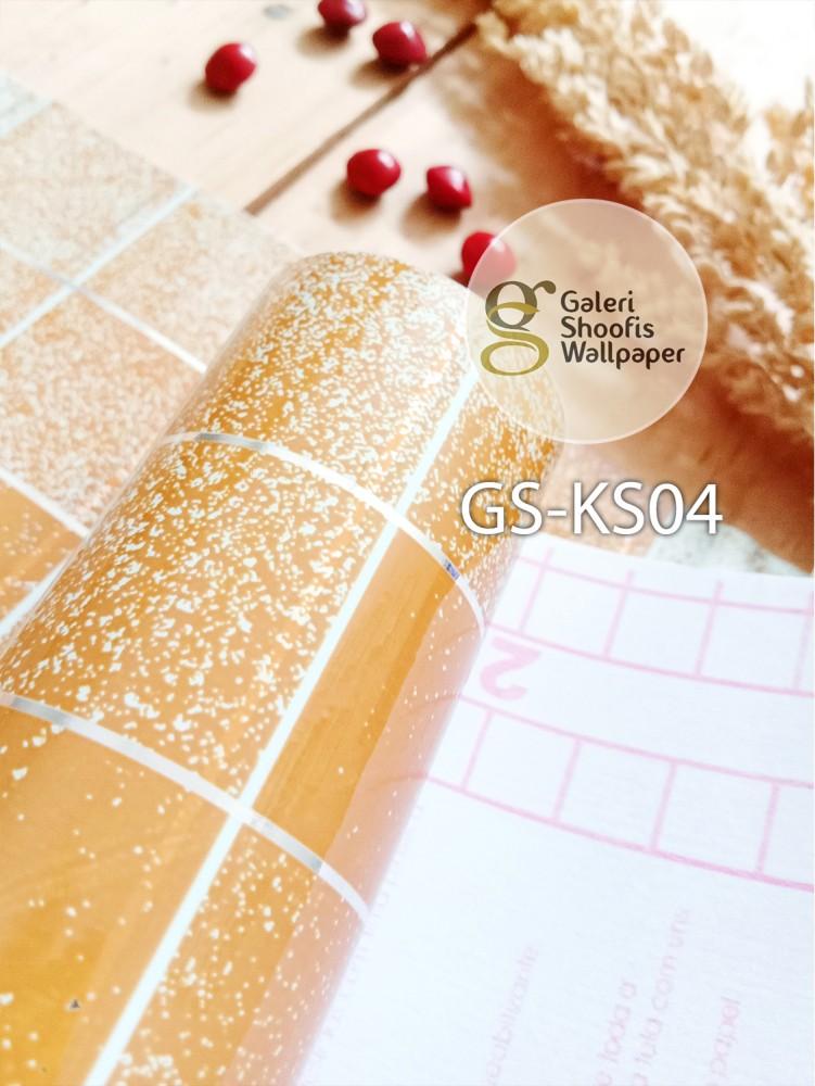 Stiker Dapur & Kamar Mandi kode KS05